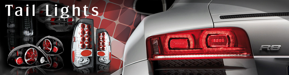 Mercury Mountaineer Tail Lights